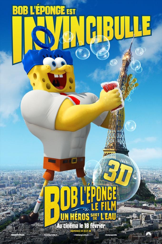 BOB L'EPONGE - Bob