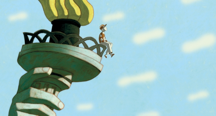 PHANTOM BOY 1 ®folimage