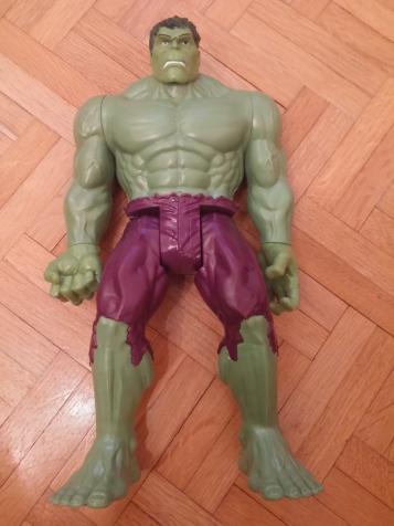 Hulk libéré !