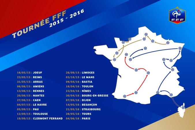 CARTE FFF TOUR DEF
