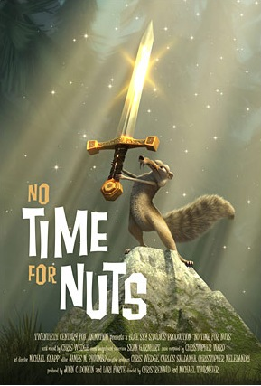 No_Time_for_Nuts_poster