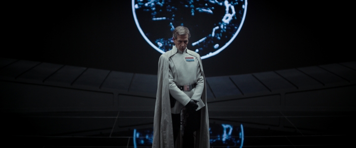 Rogue One: A Star Wars Story  (Ben Mendelsohn)  Ph: Film Frame  ©Lucasfilm LFL