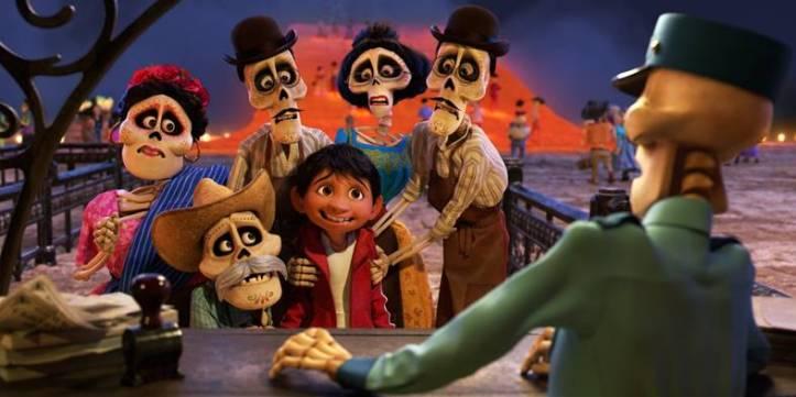 Au cinéma le 29 Novembre 2017 #Coco