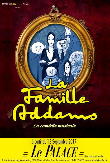 La Famille Adams