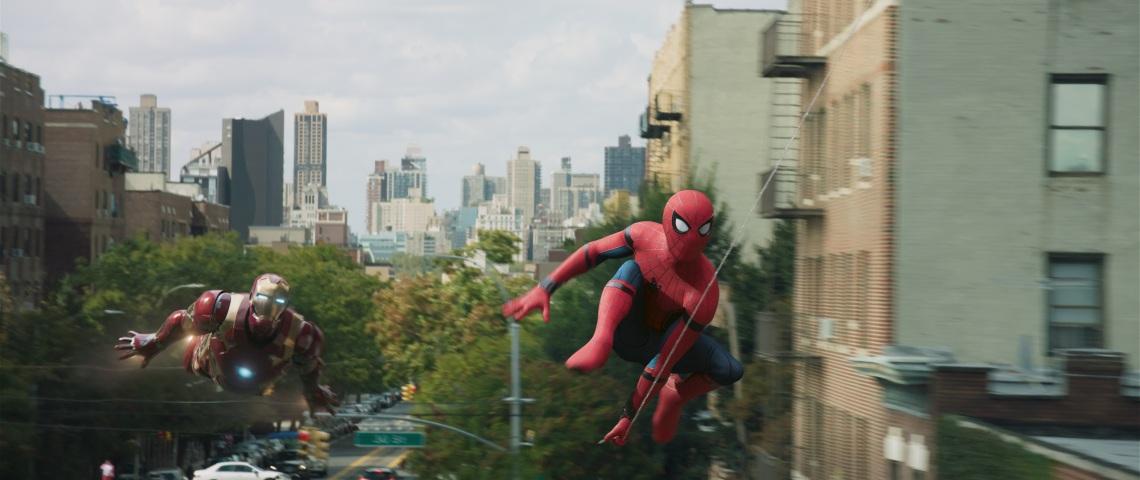 SPIDER-MAN™: HOMECOMING