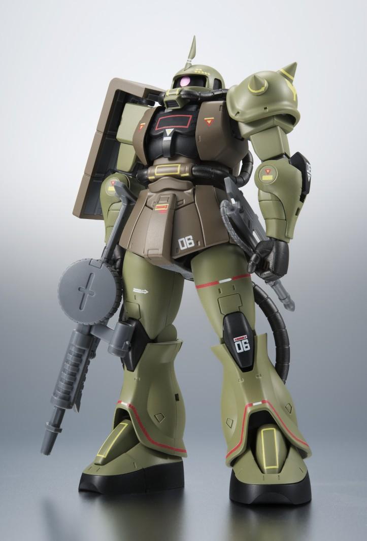 RobotSpiritsZakuII