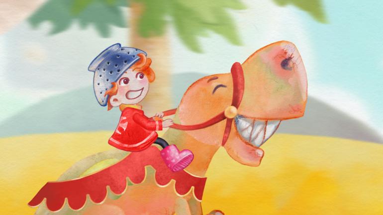 Dentelles et dragon